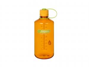 Butelka Nalgene Narrow Mouth 1 l pomarańczowa z wąskim wlewem