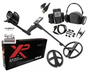 XP Deus wykrywacz metali Full RC WS4 X35 28cm 11