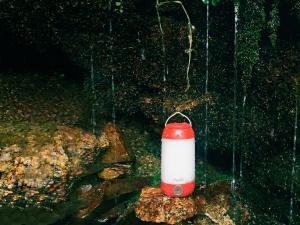 Latarka diodowa Fenix CL26R kempingowa zielona