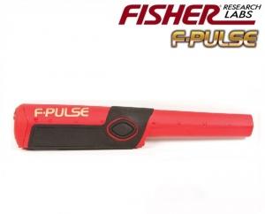 Ręczny wykrywacz metali Fisher F-Pulse