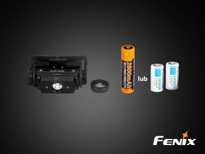 Latarka diodowa Fenix HL60R piaskowa czołówka