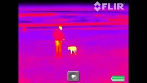 Kamera termowizyjna termowizor Flir Scout TK 9 Hz 160x120