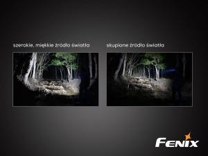 Latarka diodowa Fenix FD30