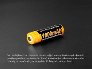 Akumulator Fenix ARB-L14U (14500 1600 mAh 1,5 V USB)