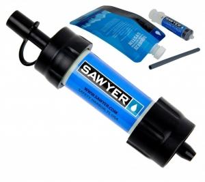 Filtr Sawyer Mini SP128 niebieski