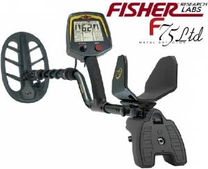 Wykrywacz metali Fisher F75 11'' LTD W PROMOCYJNYM ZESTAWIE