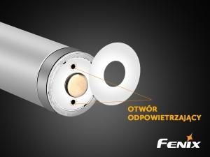 Akumulator Fenix USB ARB-L18U (18650) 3500 mAh 3,6 V