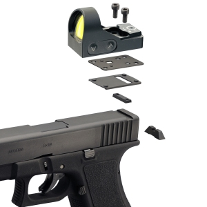 Montaż Delta Optical SIG P229 do Mini Dot HD