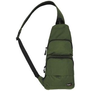 Plecak na jedno ramię MFH oliwkowy, ripstop