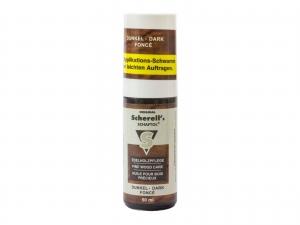 Olej naturalny do drewna Scherell Brąz 50 ml