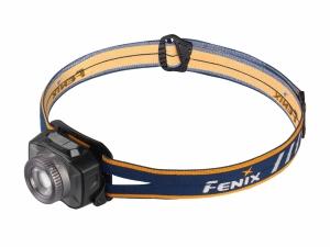 Latarka diodowa Fenix HL40R czołówka szara