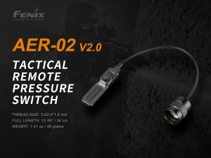 Włącznik na kablu żelowy Fenix AER-02 V2.0