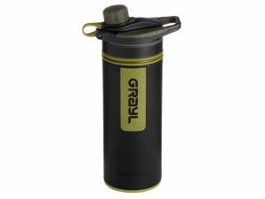 Butelka filtrująca Grayl GeoPress czarna