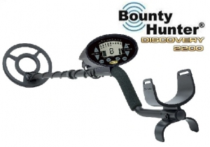 Wykrywacz metali Bounty Hunter Discovery 2200