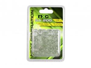 Kulki szklane NXG SA-200 75 szt.