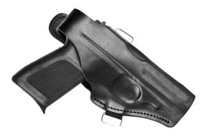 Kabura do pistoletu Makarov skórzana