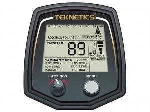 Wykrywacz metali Teknetics T2 LTD 11'' DD Zestaw