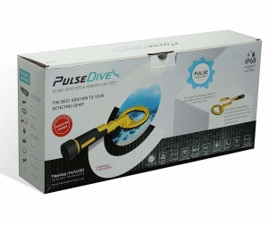 NOKTA & MAKRO PulseDive Scuba + Pointer Set 2w1 Yellow żółty
