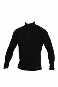 Koszulka termiczna KollteX Aspen czarna