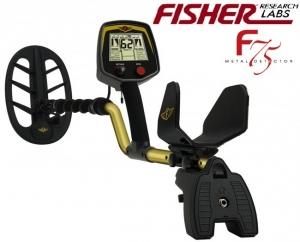 Wykrywacz metali Fisher F75 11''