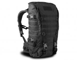 Plecak Wisport Zipper Fox Black
