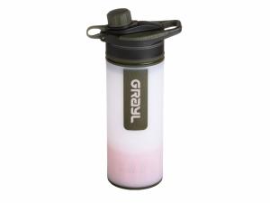 Butelka filtrująca Grayl GeoPress biała