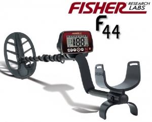 Wykrywacz metali Fisher F44 11'' DD