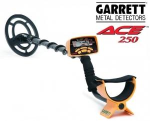 Wykrywacz metali Garrett ACE 250