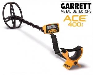 Wykrywacz metali Garrett ACE 400i