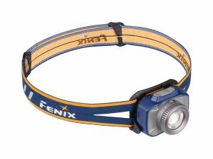 Latarka diodowa Fenix HL40R czołówka niebieska