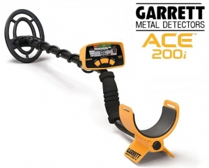 Wykrywacz metali Garrett ACE 200i