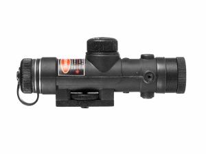 Iluminator laserowy podczerwieni Dipol 90 mW 850 nm z montażem dove tail