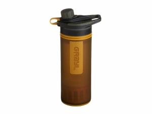 Butelka filtrująca Grayl GeoPress bursztynowa