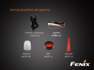 Latarka diodowa Fenix RC20