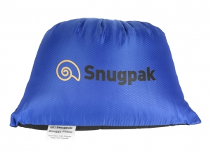 Poduszka Snugpak Snuggy Headrest niebieska