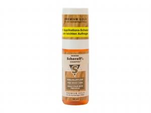 Olej naturalny do drewna Scherell Gold 50 ml