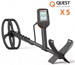 Wykrywacz metali Quest X5