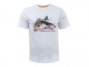 t-shirt Graff 958-BI biała