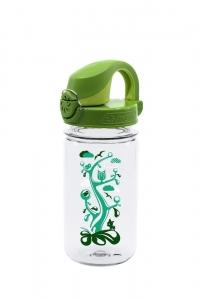 Butelka dziecięca Nalgene On The Fly 0,35 l szaro-zielona
