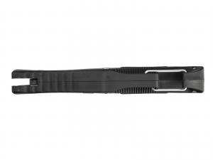 Nóż składany Ganzo G611-B z gwizdkiem