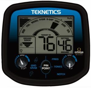 Wykrywacz metali Teknetics Omega 8500 11'' DD