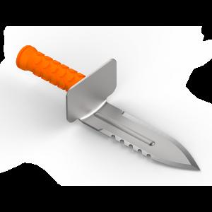 Łopatka nóż Diamond Digger RS