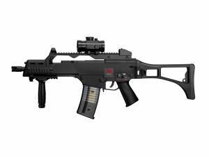Karabin ASG Heckler&Koch G36 C kal. 6 mm
