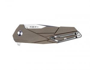 Nóż Ruike P138-W piaskowy
