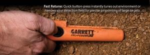Wykrywacz metali Garrett ProPointer AT