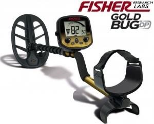 Wykrywacz metali Fisher Gold Bug DP 11'' DD