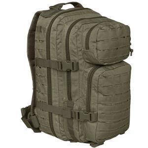 Plecak Mil-Tec Assault laser mały 42 x 20 x 2 cm oliwkowy