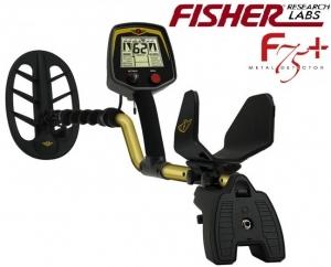 Wykrywacz metali Fisher F75+ z oprogramowaniem LTD w zestawie z F-Pulse