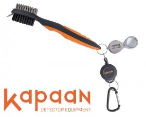 Szczotka / narzędzie wielofinkcyjne do czyszczenia znalezisk  KAPAAN