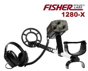 Wykrywacz metali Fisher 1280 Underwater 10.5''